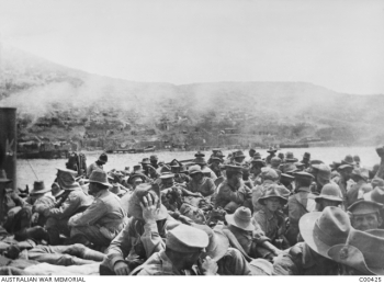 Gallipoli evacuation - C00425.JPG