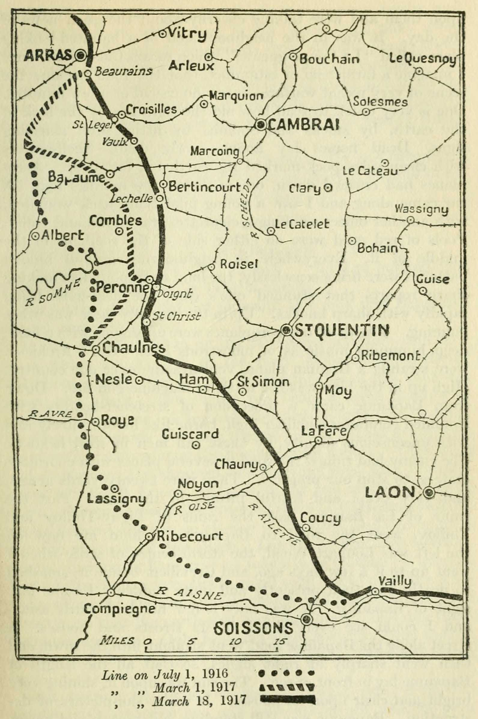 Western Front 1917 Following The Twenty Second
