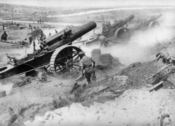 British-artillery