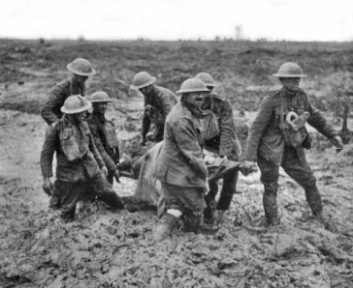 Ypres stretcherbearers