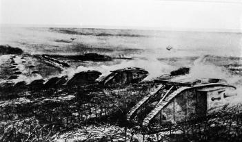 Cambrai tanks