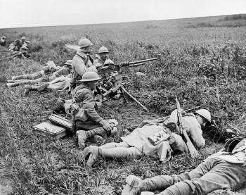Aisne 1918
