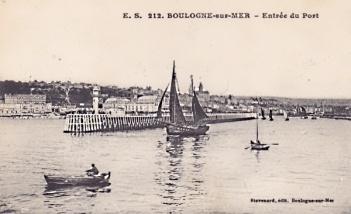 Boulogne 1918