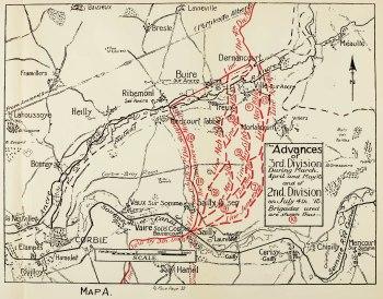 Morlancourt map