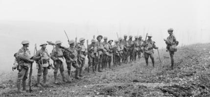 Amiens Aus Platoon