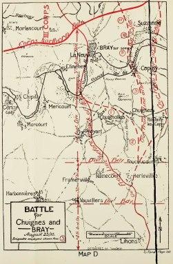 Battle of Chuignes