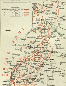 Second Arras 1918