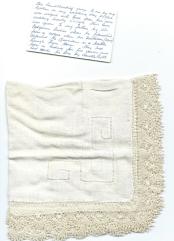 Laced Handkerchief