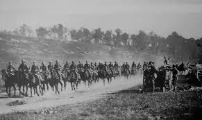 Light Horse France 1918