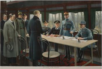 Armistice painting