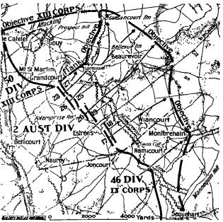 Beaurevoir 2nd Oct 1918