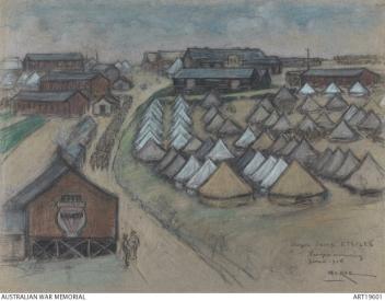 Etaples camp