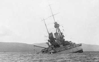 German fleet scuttling