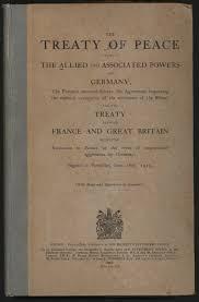 Treaty of Versailles 2