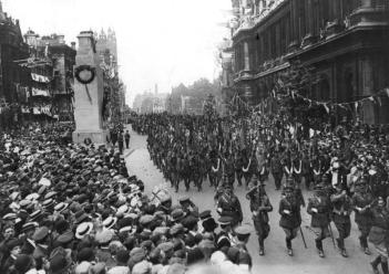 Victory parade 19th July 1919