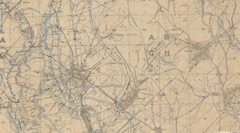 Bellicourt Trench Map.png