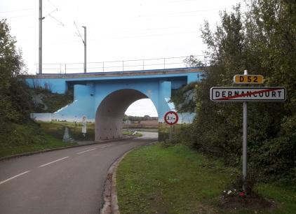 Dernancourt Railway Bridge 2