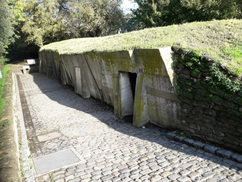 Essex Farm Advanced Dressing Station