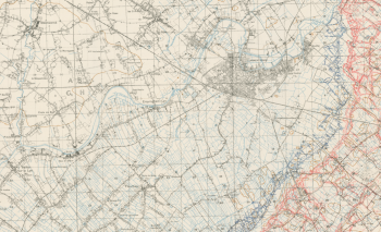 Fleurbaix geo-referenced trench map.png