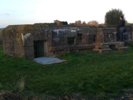 Fromelles Bunker 2