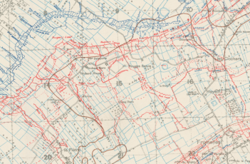 Fromelles trench map.png