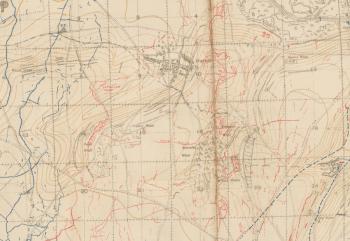 Hamel trench map.png