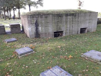 Langemark German Cemetery 2