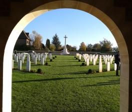 Pheasant Wood Cemetery 1