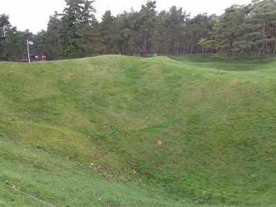 Vimy crater