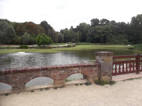 Zonnebeke Lake
