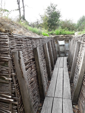 Zonnebeke trenches 2