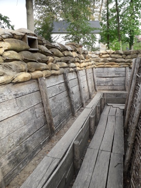 Zonnebeke trenches 3