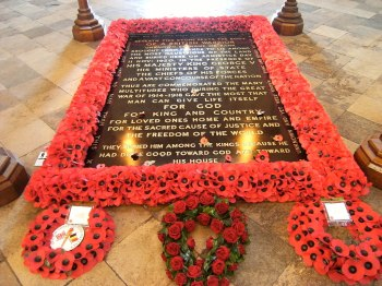 Tomb of Unknown Warrior